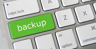 Mejores software de backup