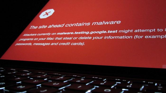 malware navegador