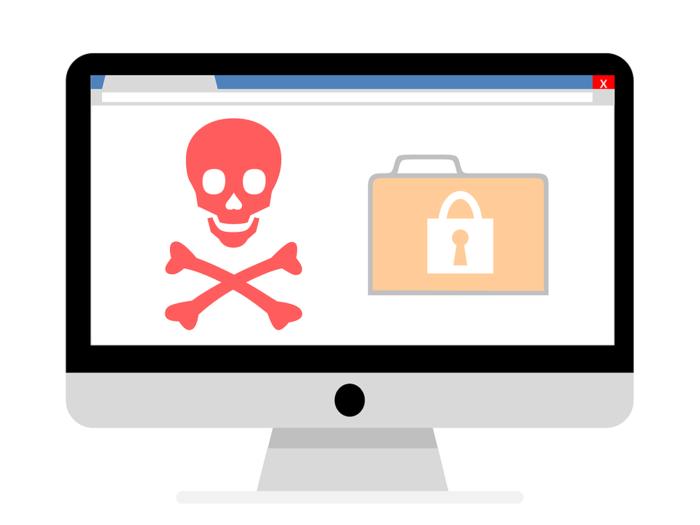 ransomware funcionamiento