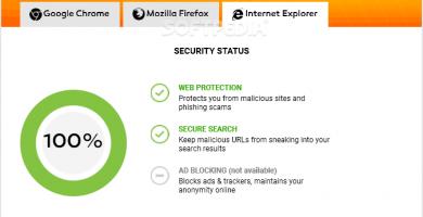 Eliminar virus web companion