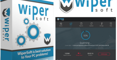 Eliminar el anti-spyware WiperSoft