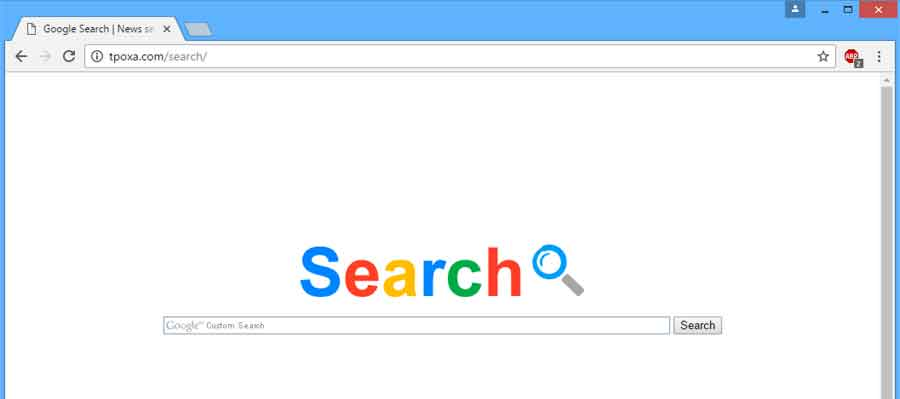 Eliminar Tpoxa.com Search 1