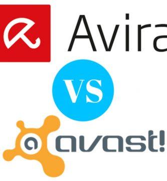 Avast vs Avira: ¿Cuál es mejor?